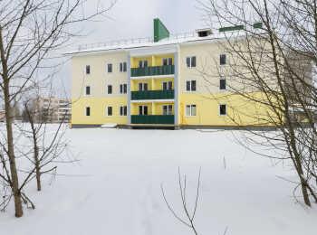 Готовый жилой дом в деревне Сяськелево